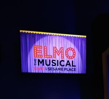 Elmo Musical Sign